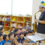 """音楽ボランティア""""ぐるぐる""""の演奏会2"""