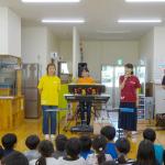 """音楽ボランティア""""ぐるぐる""""の演奏会"""