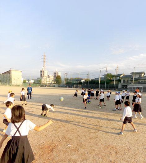 武蔵ヶ丘小学校