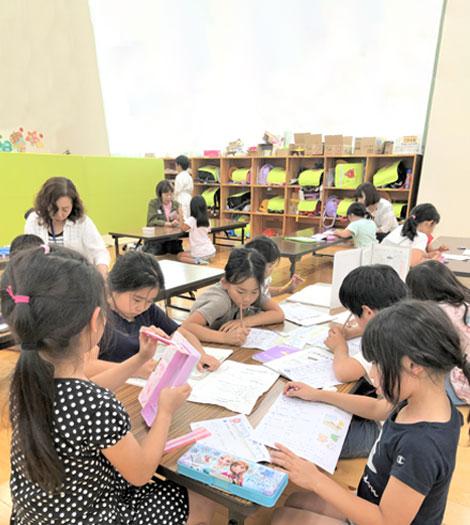 菊陽北小学校